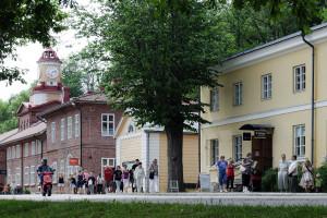 Yleiskuva Fiskarsin ruukista 2010