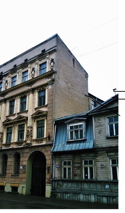 verot ja arkkitehtuuri