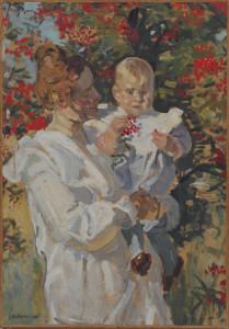 Zem pīlādža, 1905