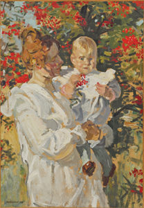 Under the Rowan Tree. 1905