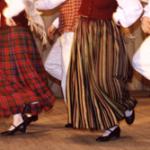 latvian folk dance